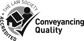 Badge of The Law Society Conveyancing Quality Accreditation